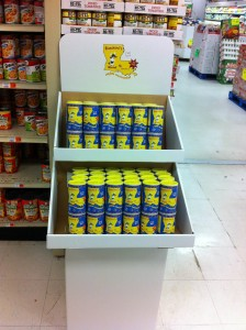 Product Display At Pierre Part Store ,